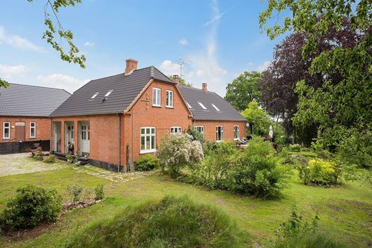 Villa på Tjørnedevej i Tølløse - Ejendommen