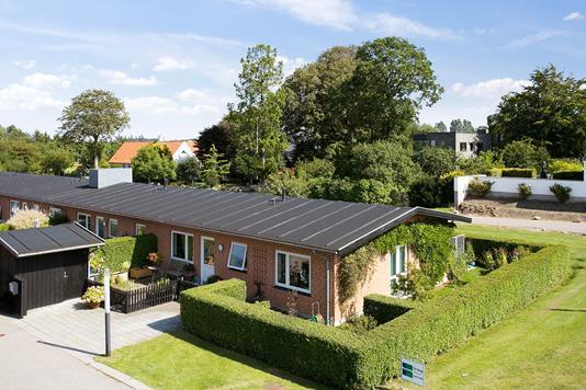 Andelsbolig på Marius Pedersens Vej i Holbæk - Ejendommen