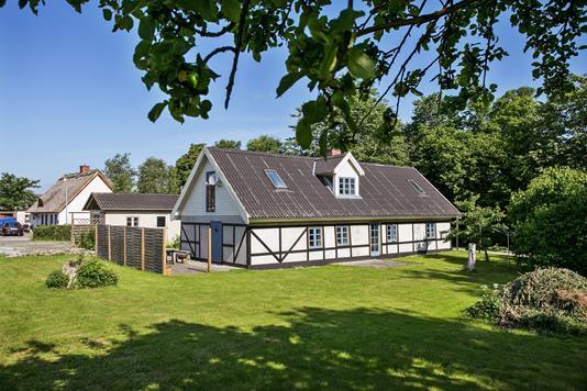 Villa på Toften i Store Merløse - Ejendommen