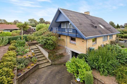Villa på Vestervang i Svinninge - Ejendommen