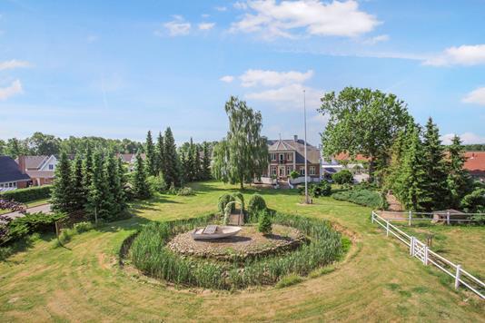 Villa på Landlystvej i Svinninge - Have