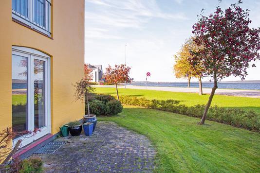 Ejerlejlighed på Havnegade i Holbæk - Terrasse