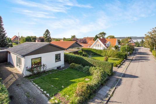 Villa på Ørnevej i Holbæk - Ejendommen