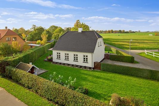 Villa på Bryggerivej i Gislinge - Ejendommen
