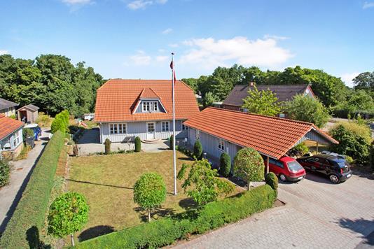 Villa på Degnemosevej i Skibby - Ejendom 1