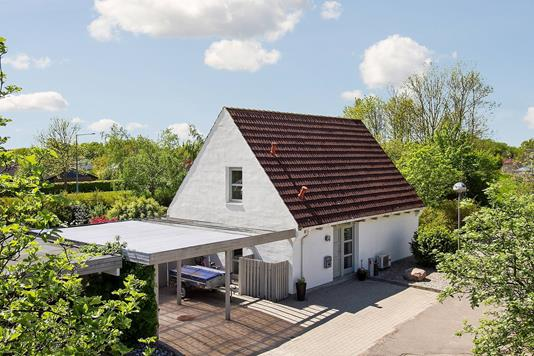 Villa på Munkevænget i Holbæk - Ejendommen