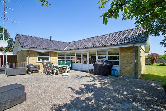 Villa på Ranunkelvej i Holbæk - Ejendommen