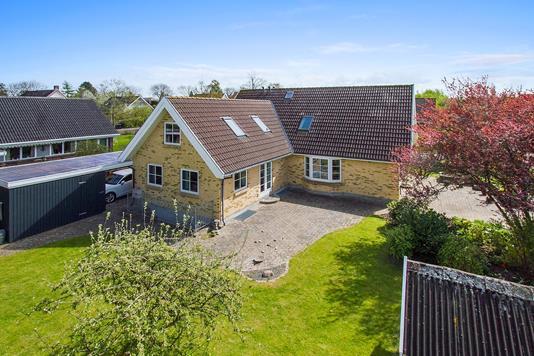 Villa på Wessels Have i Holbæk - Ejendommen