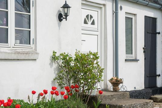 Villa på Kvarmløsevej i Tølløse - Udendørs