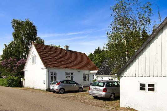 Landejendom på Tuse Huse i Gislinge - Ejendommen