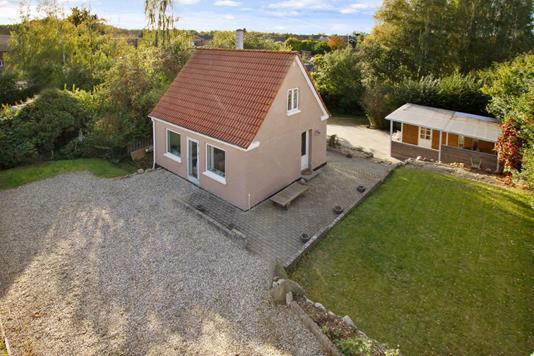 Villa på Bakken i Mørkøv - Ejendommen
