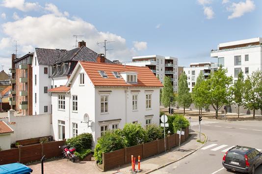 Ejerlejlighed på Havnevej i Holbæk - Ejendommen