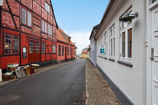 Villa på Studiestræde i Holbæk - Ejendommen