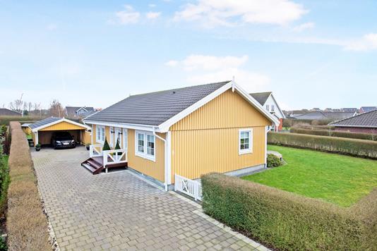 Villa på Erantisvej i Regstrup - Ejendom 1