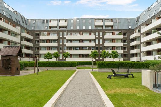 Ejerlejlighed på Weidekampsgade i København S - Ejendom 1