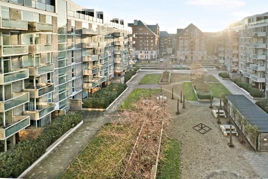 Ejerlejlighed på Weidekampsgade i København S - Udsigt