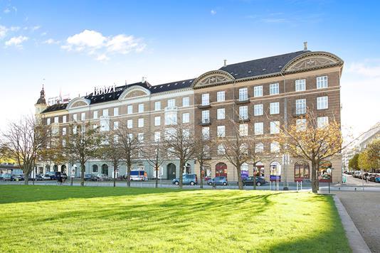 Ejerlejlighed på Islands Brygge i København S - Ejendommen