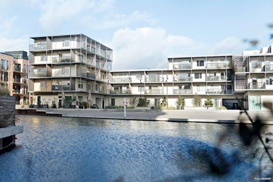 Ejerlejlighed på Viggo Kampmanns Plads i København S - Andet