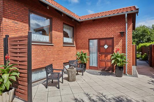 Villa på Ericavej i Gentofte - Ejendommen