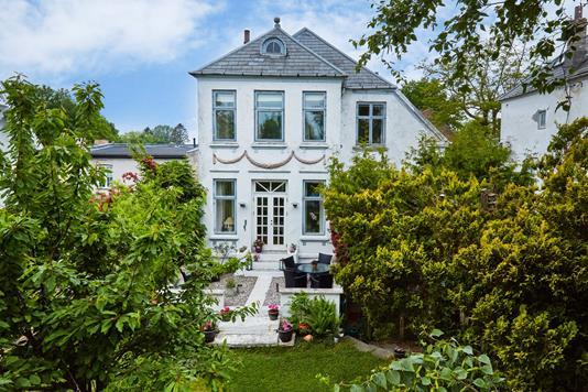 Villa på Ermelundsvej i Gentofte - Ejendommen