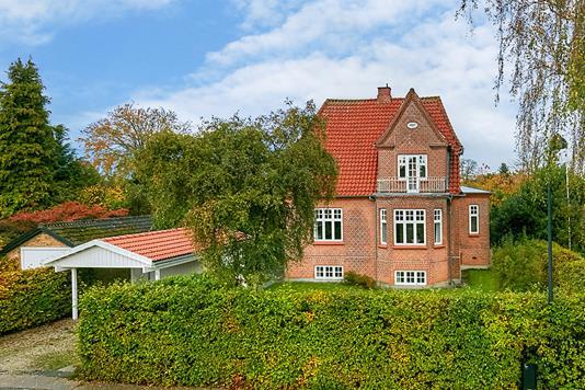 Villa på Gisselfeld Alle i Gentofte - Ejendommen