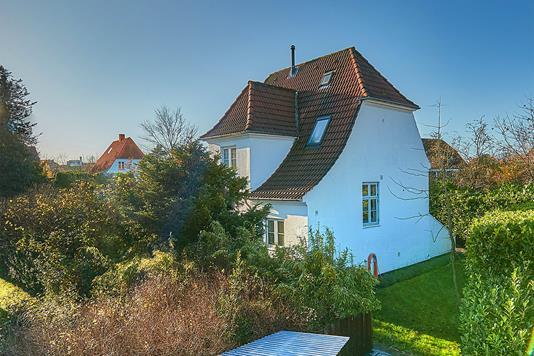 Villa på Anemonevej i Gentofte - Ejendommen