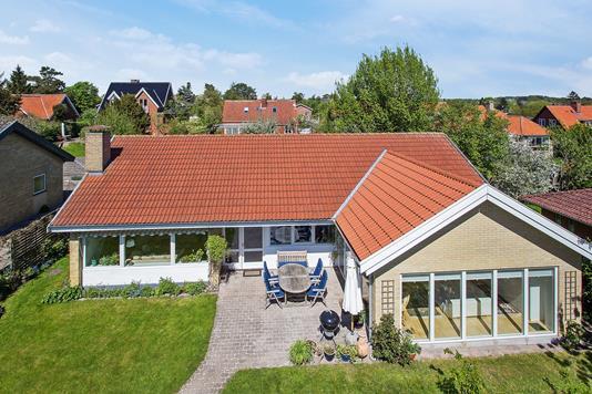 Villa på Fuglegårdsvej i Gentofte - Ejendommen