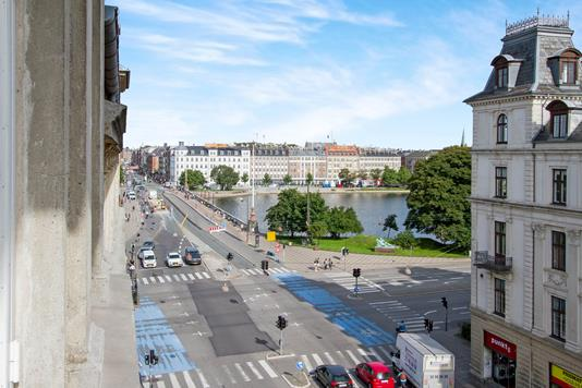 Ejerlejlighed på Frederiksborggade i København K - Udsigt