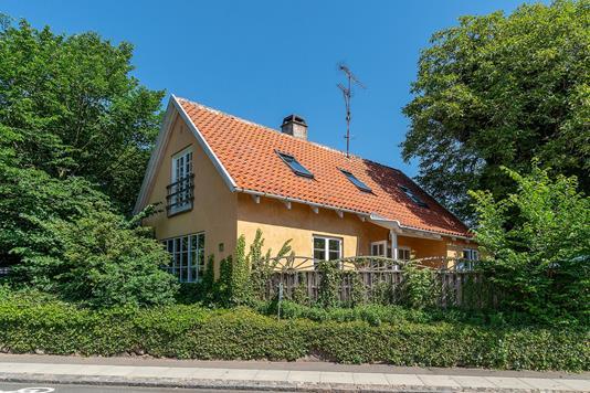 Villa på Vinagervej i Kongens Lyngby - Ejendommen