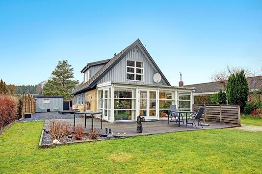 Villa på Nørredamsvej i Fredensborg - Ejendommen