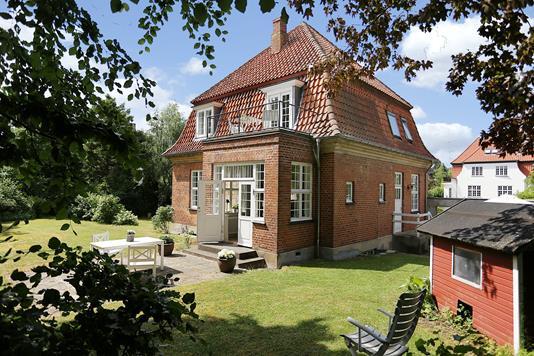 Villa på Paludan Müllersvej i Fredensborg - Ejendommen
