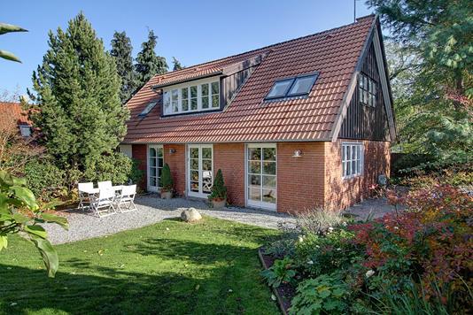 Villa på Østrupvej i Fredensborg - Ejendommen