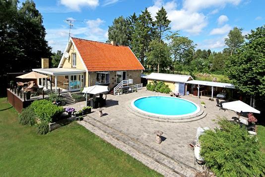 Villa på Hillerødvejen i Fredensborg - Ejendommen