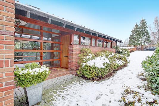 Villa på Rønnevej i Fredensborg - Ejendommen