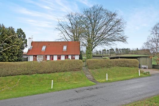Villa på Langerødvej i Fredensborg - Ejendommen