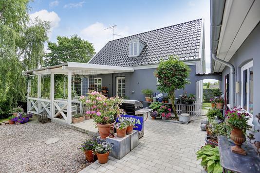 Villa på Helsingørsvej i Fredensborg - Ejendommen
