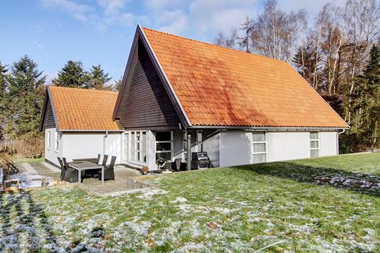 Villa på Karlebovej i Hillerød - Ejendommen