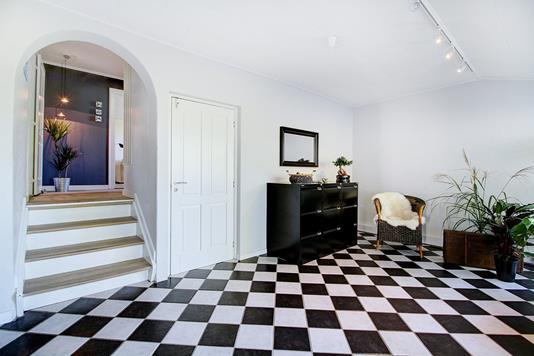 Villa på Dronningens Kovang i Fredensborg - Værelse