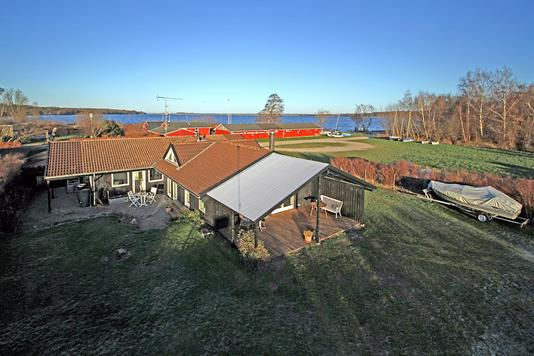 Villa på Krostien i Fredensborg - Ejendommen