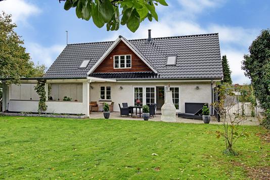Villa på Endrupvej i Fredensborg - Ejendommen