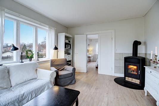 Villa på Solvænget i Fredensborg - Stue