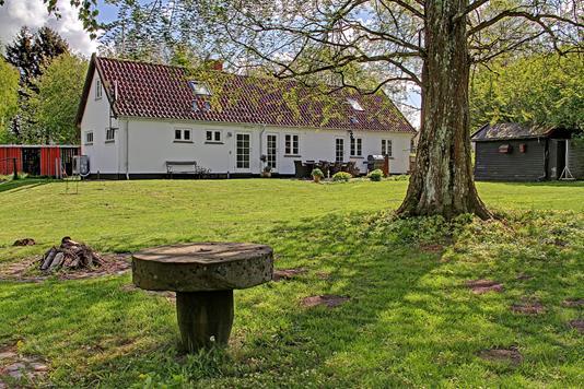 Villa på Høje Lønholt i Fredensborg - Ejendommen