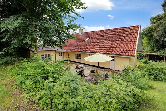 Villa på Benediktevej i Fredensborg - Ejendommen
