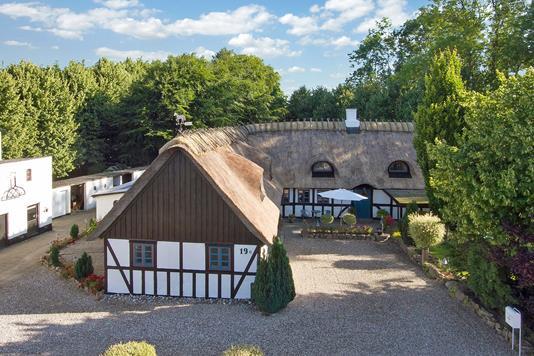 Villa på Munkerodgyden i Odense V - Andet