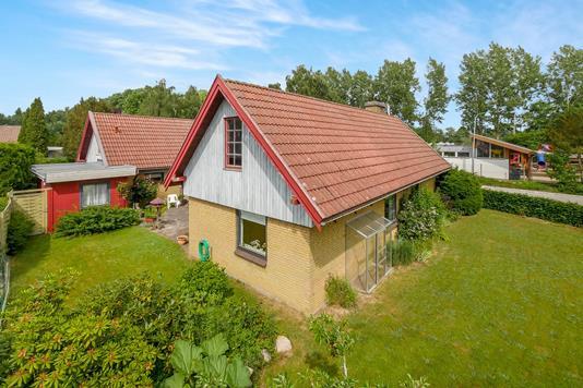 Villa på Tulipanvænget i Odense V - Ejendommen