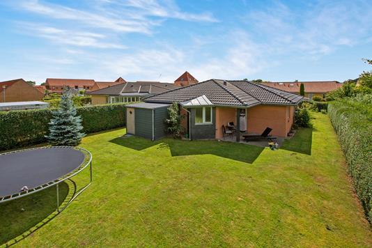 Villa på Villestoftehaven i Odense NV - Ejendommen