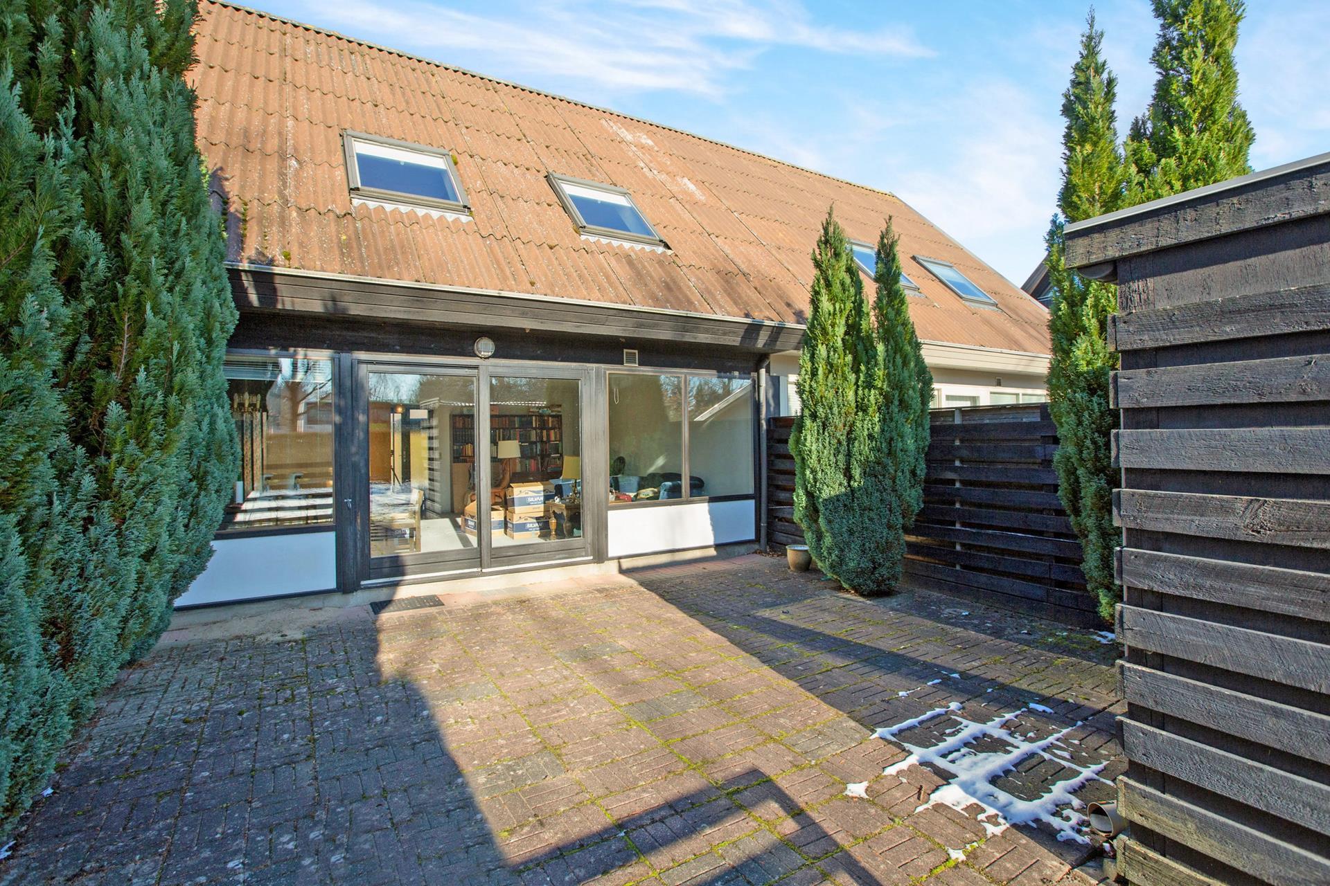 Rækkehus på Hermelinløkken i Odense NV - Ejendommen