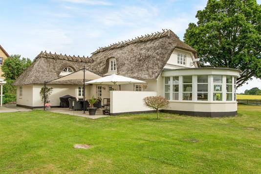 Villa på Rugårdsvej i Odense NV - Ejendommen