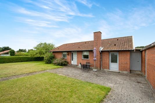 Villa på Havtornvænget i Odense NV - Ejendommen