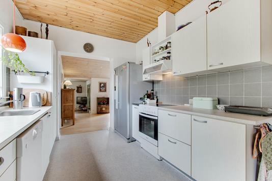Villa på Anemonevænget i Odense V - Køkken